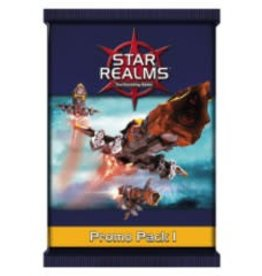 White Wizard Games Star Realms: Ext. Promo Pack 1 (EN)