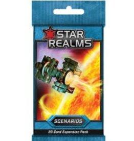 White Wizard Games Star Realms: Ext. Scenarios (EN)