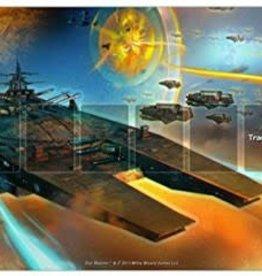 White Wizard Games Star Realms: War World Playmat