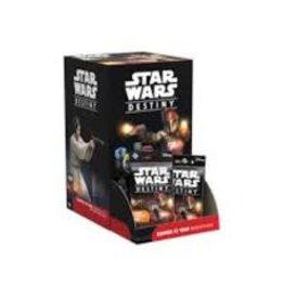 Fantasy Flight Star Wars Destiny: Booster L'Empire dela Guerre (FR)