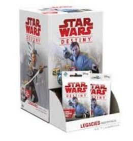 Fantasy Flight Star Wars Destiny: Legacies Booster Box (FR)