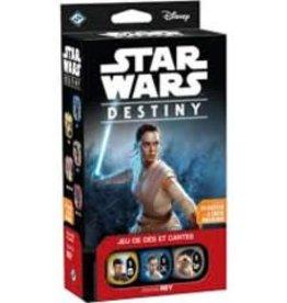 Fantasy Flight Star Wars Destiny: Starter Rey (FR)