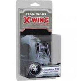 Fantasy Flight Star Wars: X-Wing - Tie Interceptor