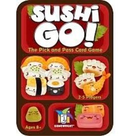Gamewright Sushi Go (EN)