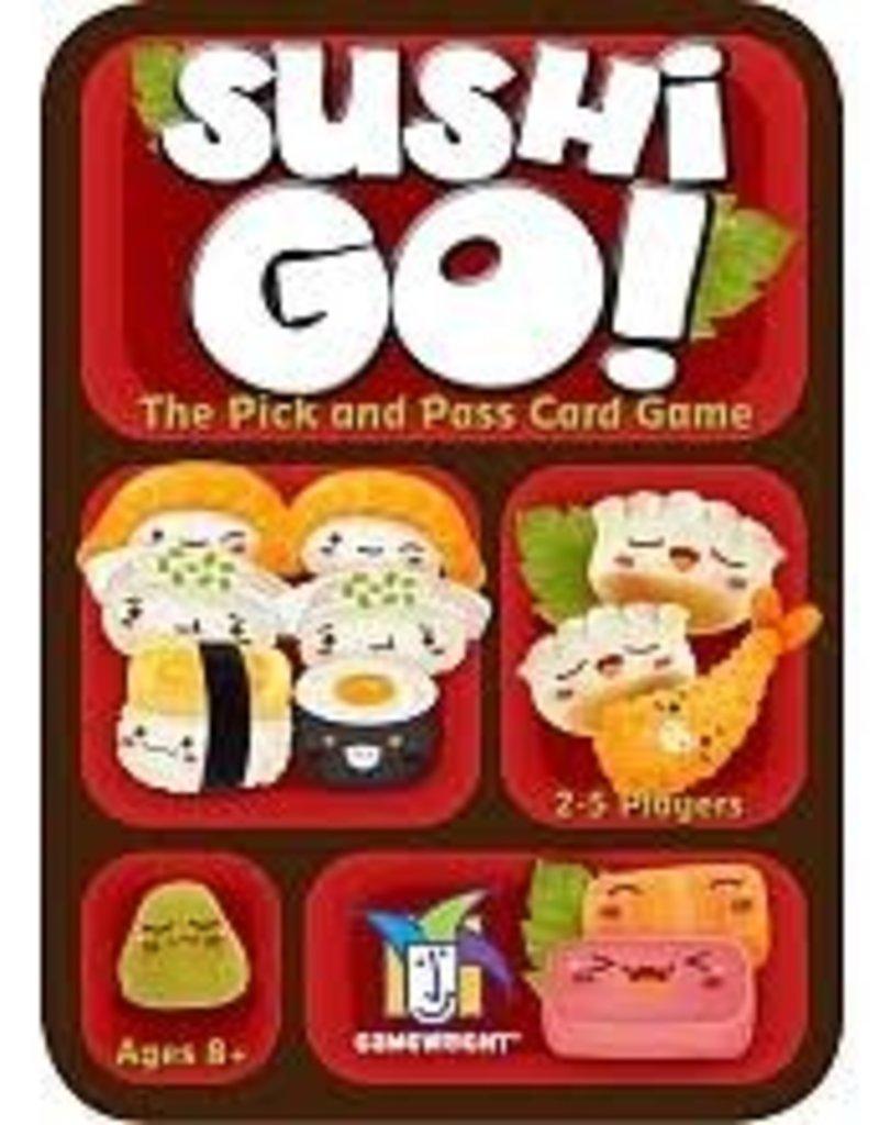 Gamewright Sushi Go (EN)