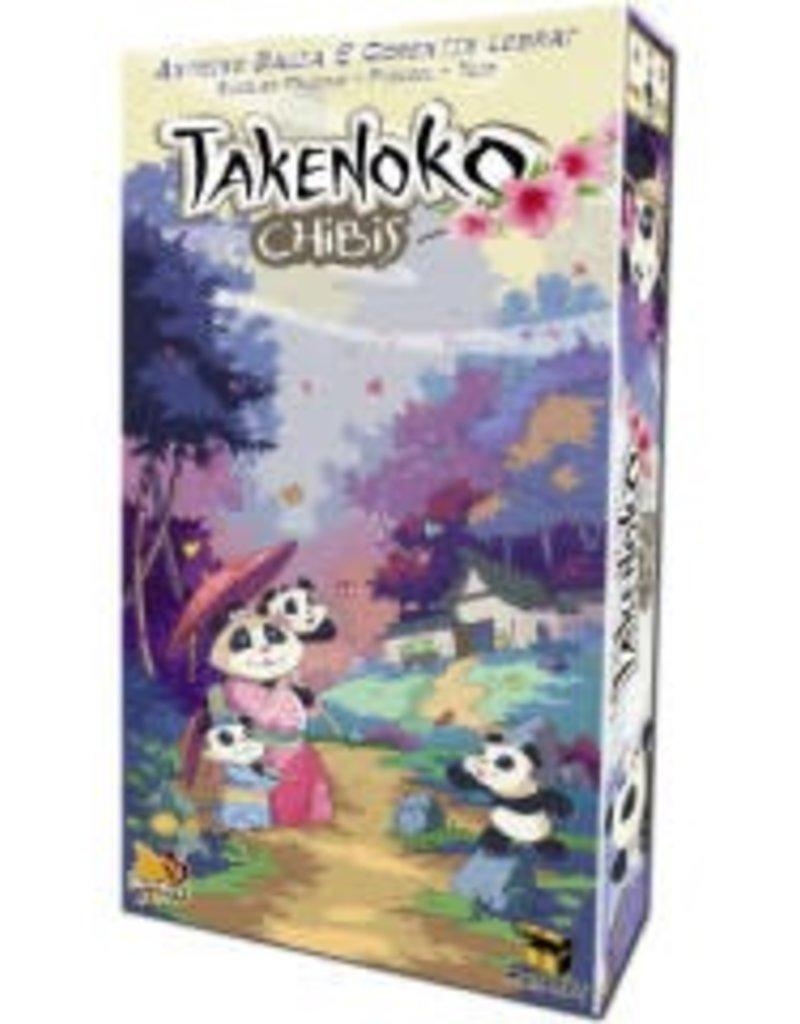 Matagot Takenoko: Ext. Chibis (FR)