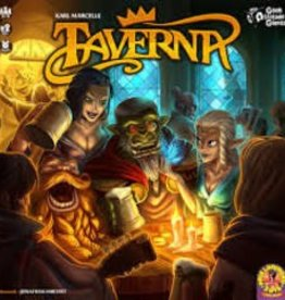Geek Attitude Games Taverna (ML)