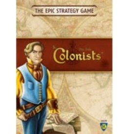 Mayfair Games The Colonist