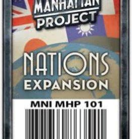 Minion Games The Manhattan Project: Exp. Nation (EN)