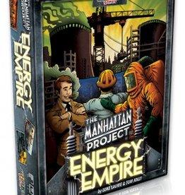 Minion Games The Manhattan Project: Energy Empire (EN)