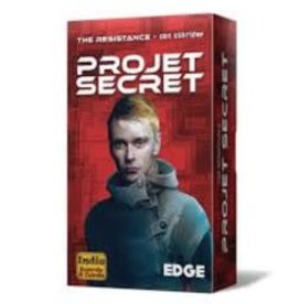 Edge The Resistance Ext: Projet Secret