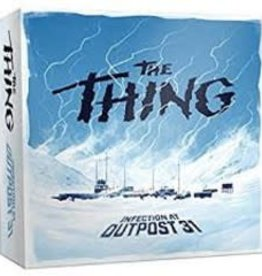 Project Raygun The Thing - Infection at Outpost 31 (EN)