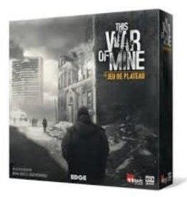 Edge This War of Mine - Le Jeu de Plateau (FR)