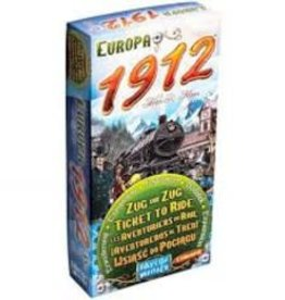 Days of Wonders Ticket to Ride : Ext. Europa 1912 (ML)