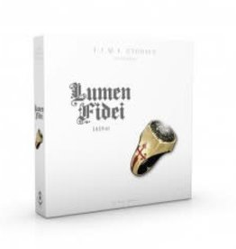 Space Cowboy Time Stories: Ext. Lumen Fidei (EN)