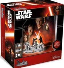 Asmodee Timeline - Star Wars Episode 2 - Importation Européenne (FR)