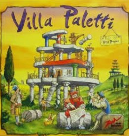 Zoch Verlag Villa Paletti (ML)