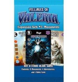 Daily Magic Valeria - Card Kingdoms: Exp. Pack #3 Monuments (EN)