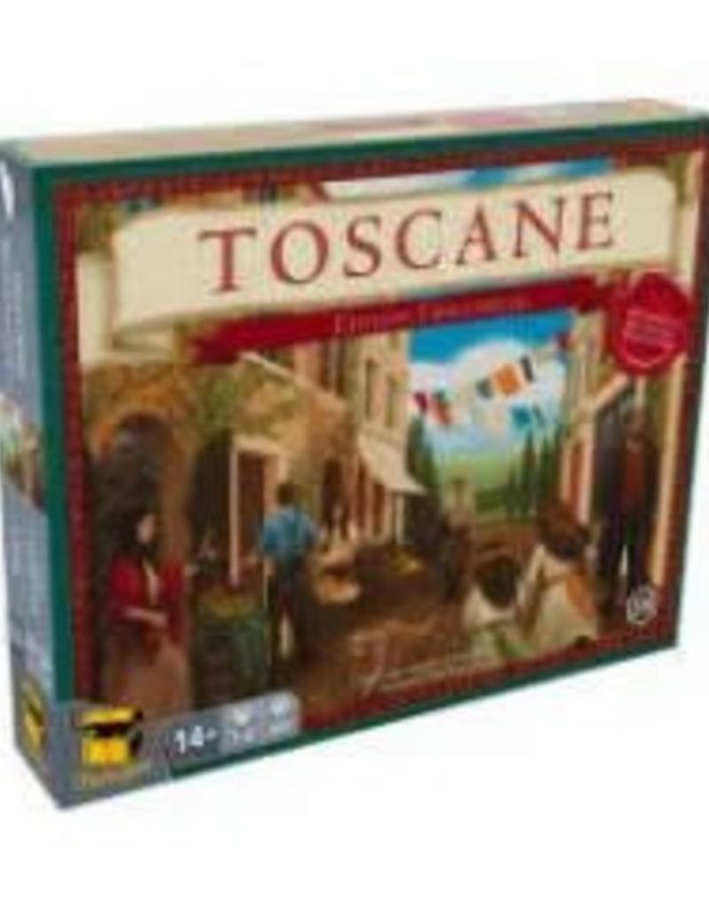 Matagot Viticulture: Ext. Toscane Édition Essentielle (FR)