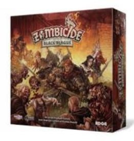 Guillotine Games Zombicide - Black Plague (FR)