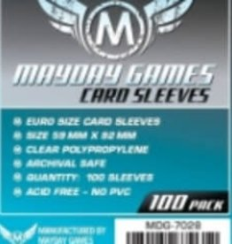 Mayday Games 7028 Sleeve «euro» 59mm X 92 mm / 100