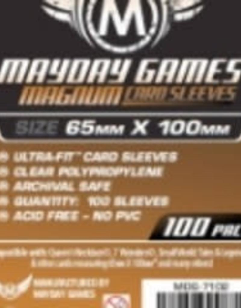 Mayday Games 7102 Sleeve «magnum copper» 65mm X 100mm / 100