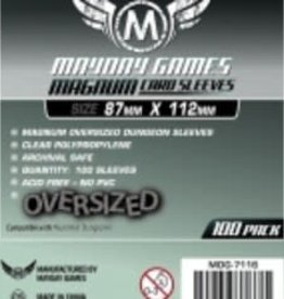 Mayday Games 7116 Sleeve «Magnum Dongeon» 87mm X 112mm / 100