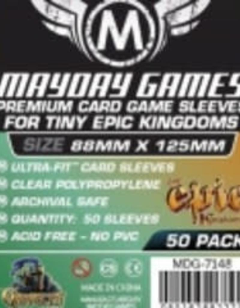 Mayday Games 7148 Sleeve «magnum copper» 88mm X 125mm Deluxe / 50
