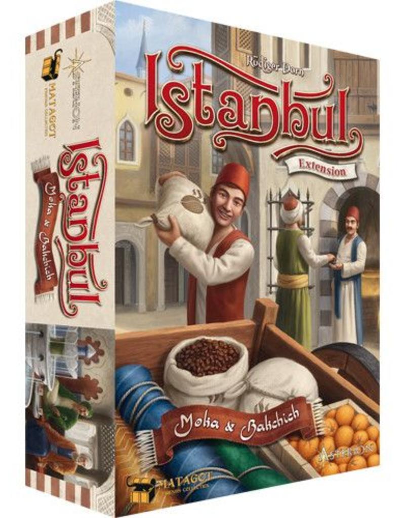 Matagot Istanbul: Ext. Mocha & Bakchich (FR)