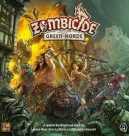 Cool Mini Or Not Zombicide - Green Horde (EN)