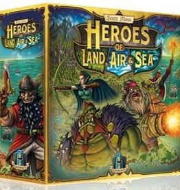 Gamelyn Games Heroes of Land, Air & Sea (EN)