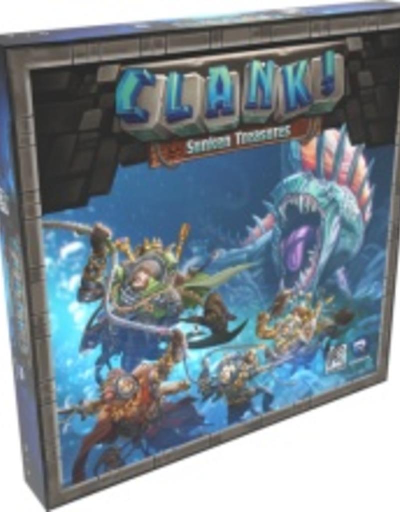 Renegade Game Studio Clank!  Ext:Sunken Treasures (EN)