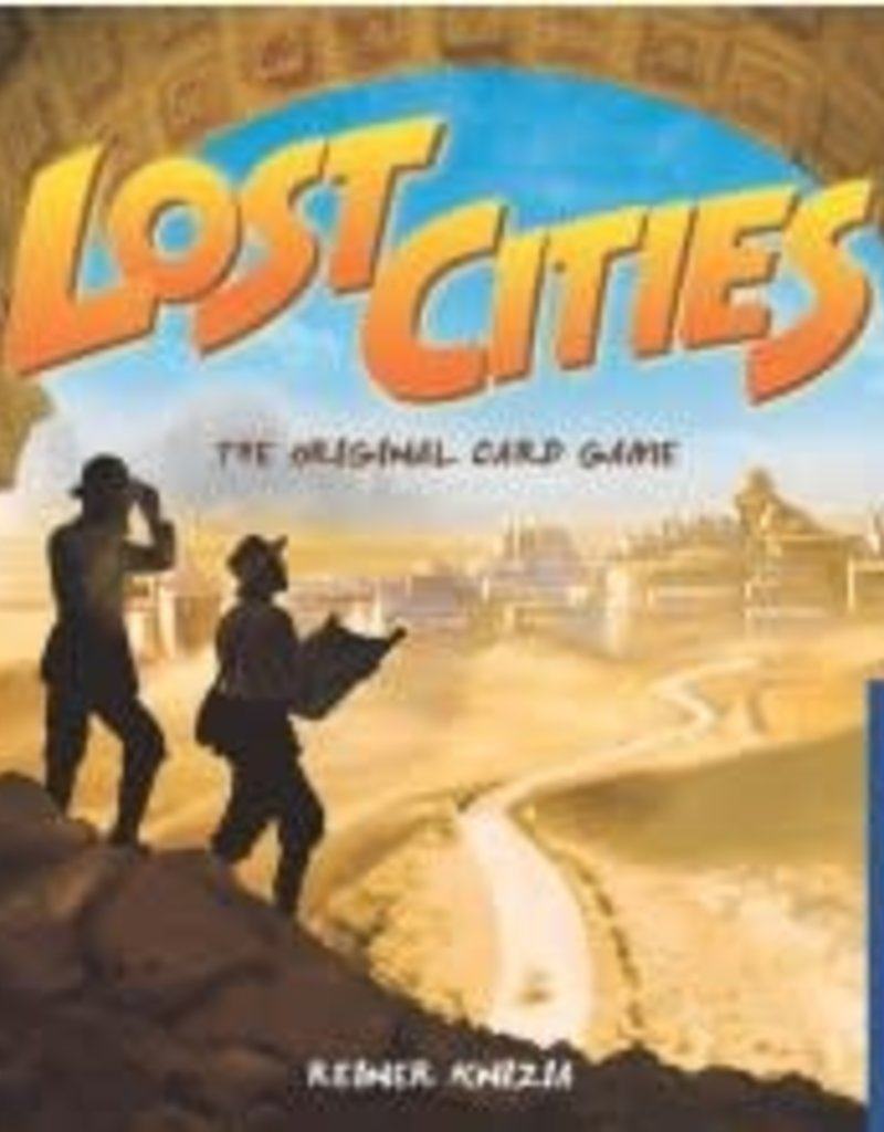 Lost Cities - The Card Game (EN)