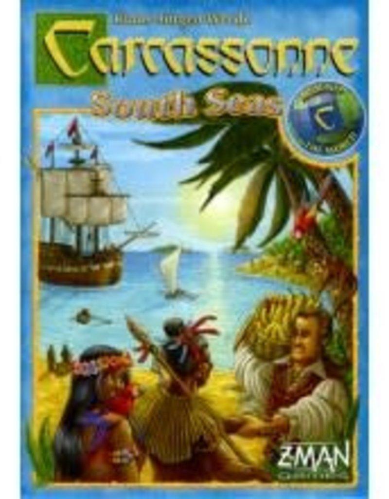 Z-Man Games Carcassonne South Seas (EN)