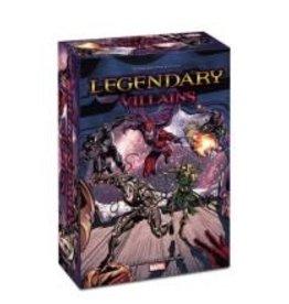 Upper Deck Marvel Legendary: Vilains Deck Building Game (EN)