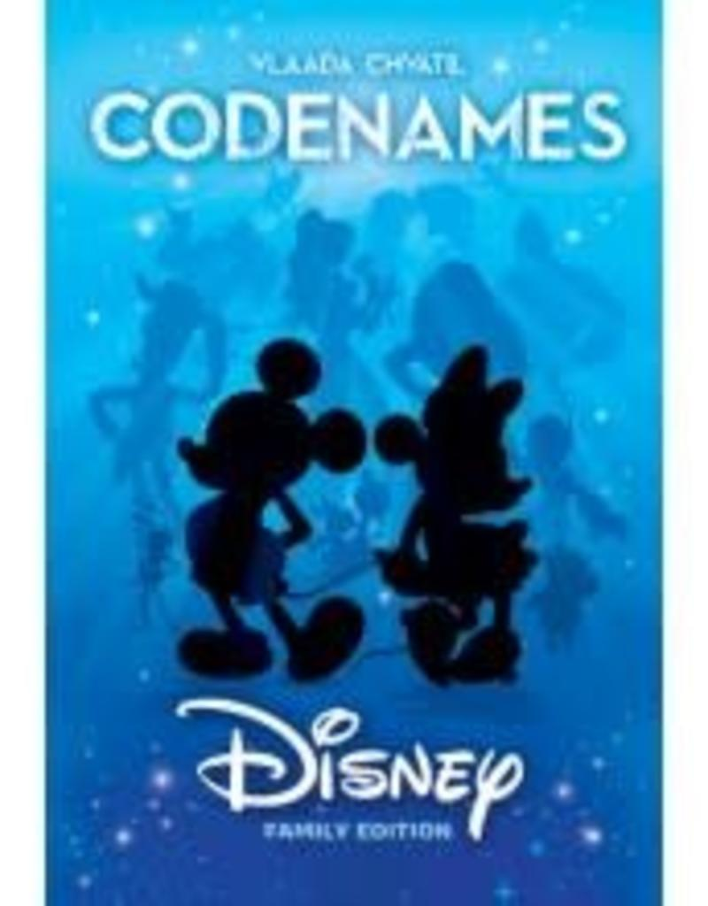 Czech Games Edition Codenames: Disney Edition (EN)