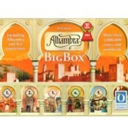 Queen Games Alhambra Big Box (EN)
