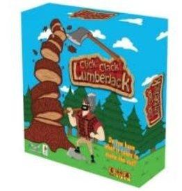 Mayday Games Click Clack Lumberjack (EN)