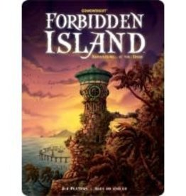 Gamewright Forbidden Island (EN)