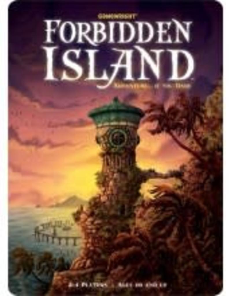 Gamewright Forbidden Island (EN)