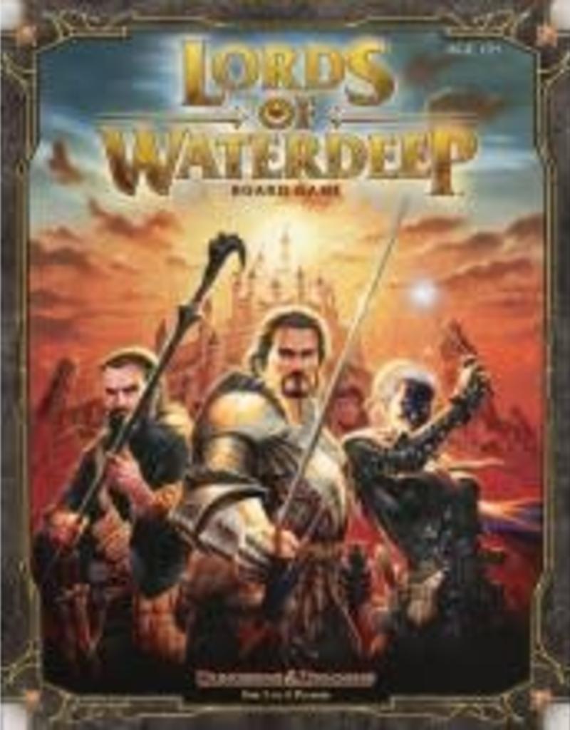 Avalon Hill Lords of Waterdeep (EN)