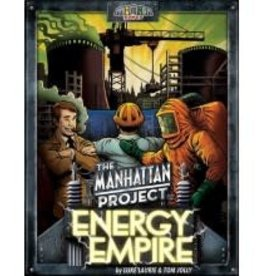 Minion Games The Manhattan Project: Energy Empire (EN)