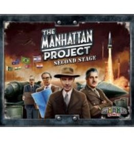 Minion Games The Manhattan Project: Exp: Second Stage (EN)