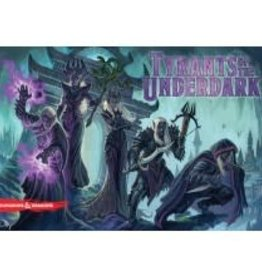 Gale Force Nine Tyrans of the Underdark (EN)