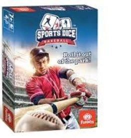 Sports dice - Baseball (EN)