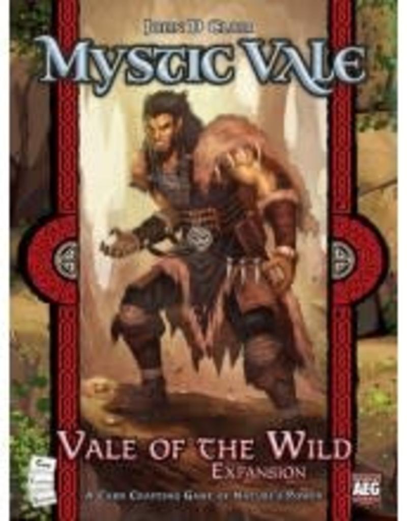 Alderac Entertainment Group Mystic Vale: Ext. Vale of the Wild (EN)