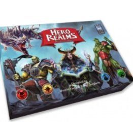 White Wizard Games Hero realms DGB Base Set - (EN)