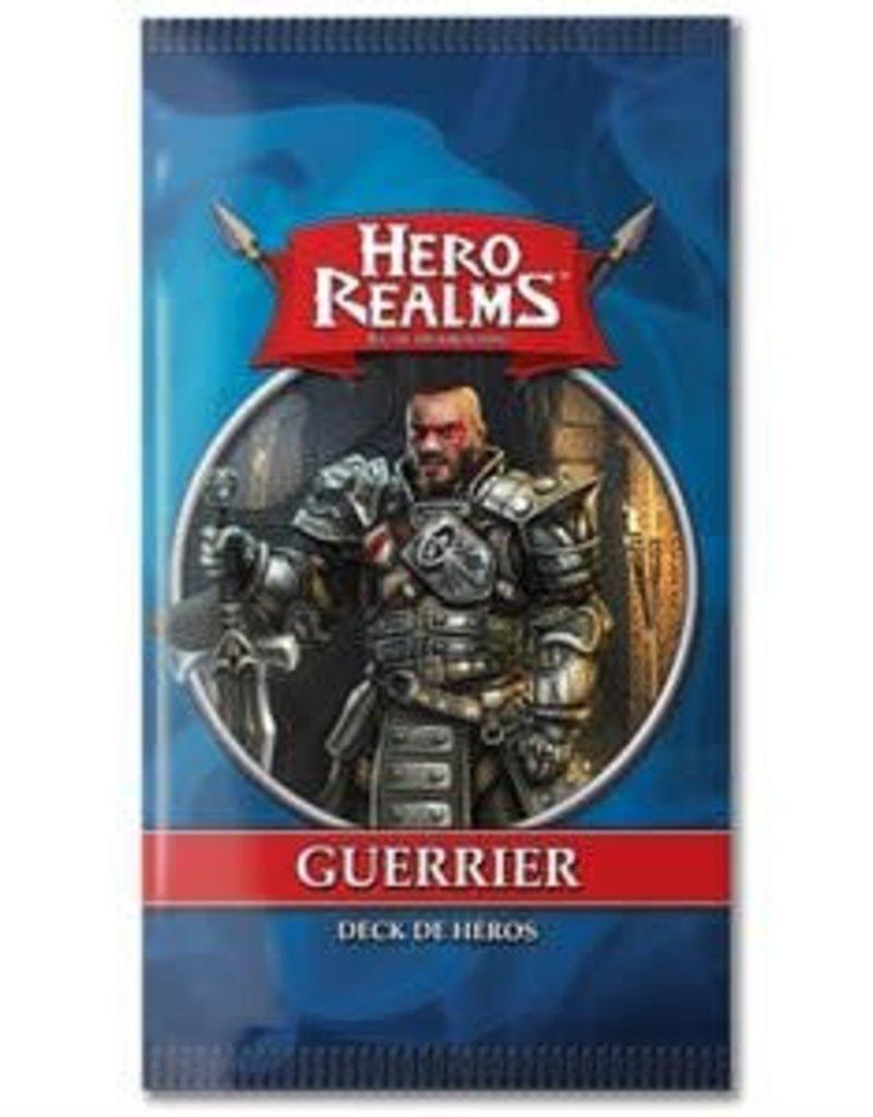 Iello Hero Realms - Héros Guerrier (FR)
