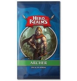 Iello Hero Realms - Héros Archer (FR)