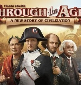 Czech Games Edition Through The Ages : A New Story of Civilization (EN)